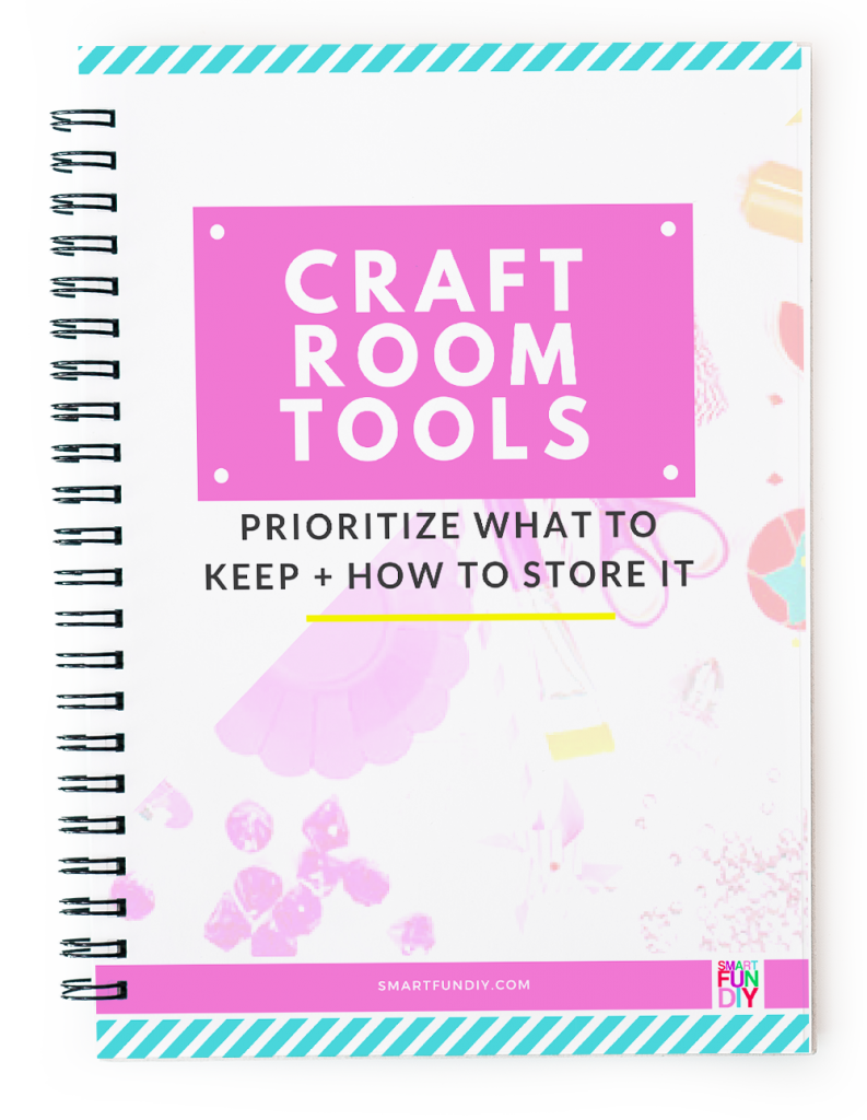 craft room tools guide book image