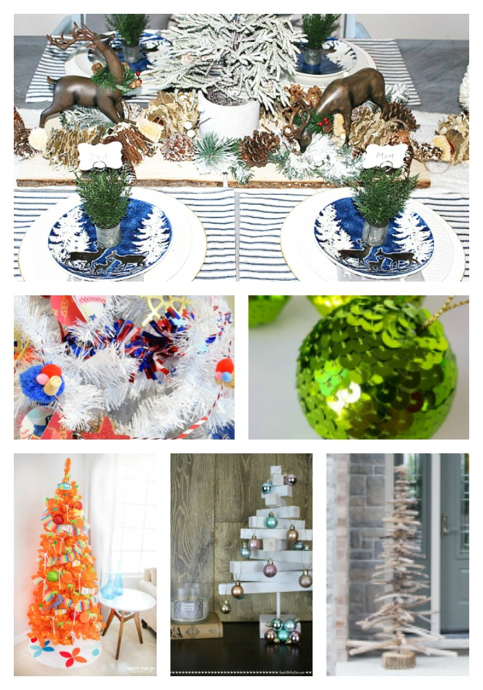 Christmas Decorating Ideas collage