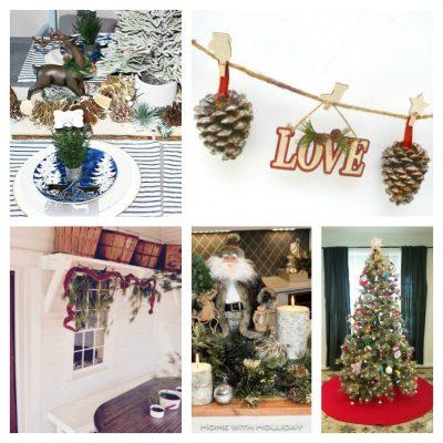 Christmas Decorations Smart Fun DIY #christmasinjuly #christmasdecorations #christmasdecor #diychristmas