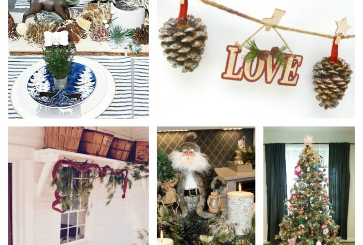 Christmas Decorations Smart Fun DIY #christmasinjuly #christmasdecorations #christmasdecor #diychristmas
