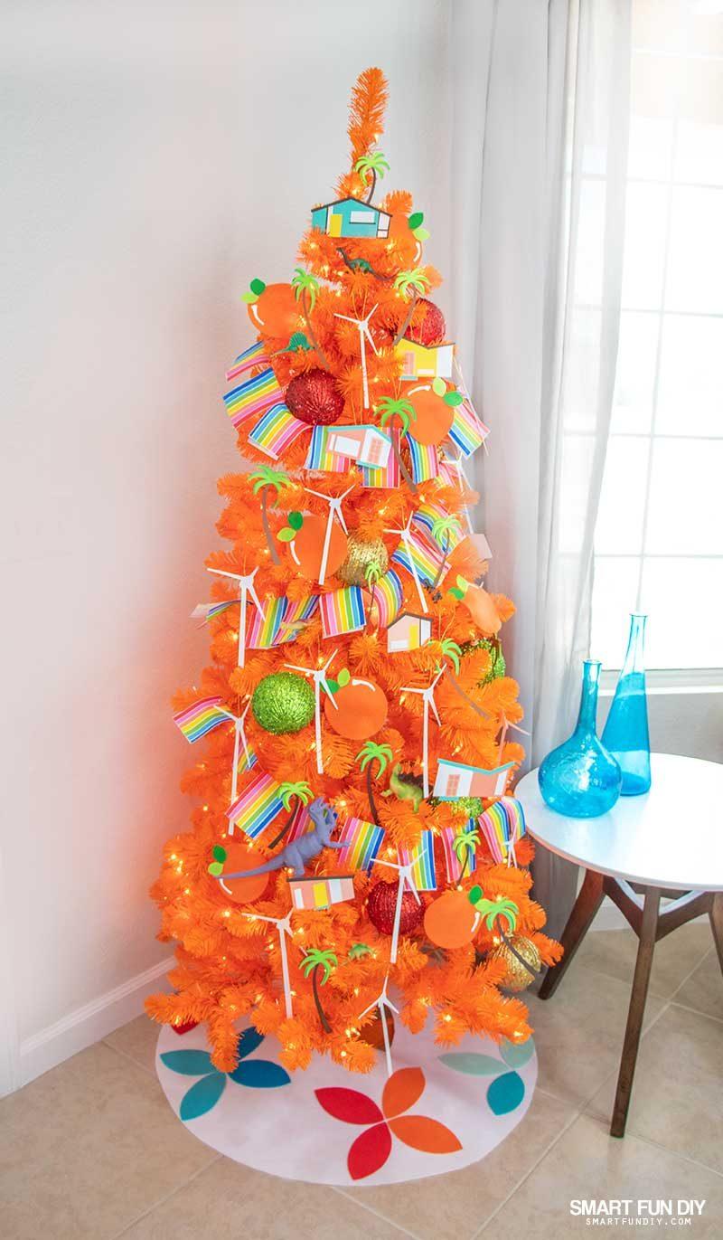 palm springs christmas tree