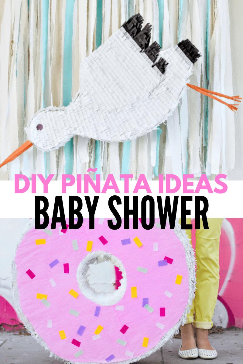 Baby Shower Pinatas
