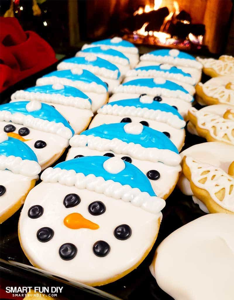 Sugar Cookies at Knott's Merry Farm