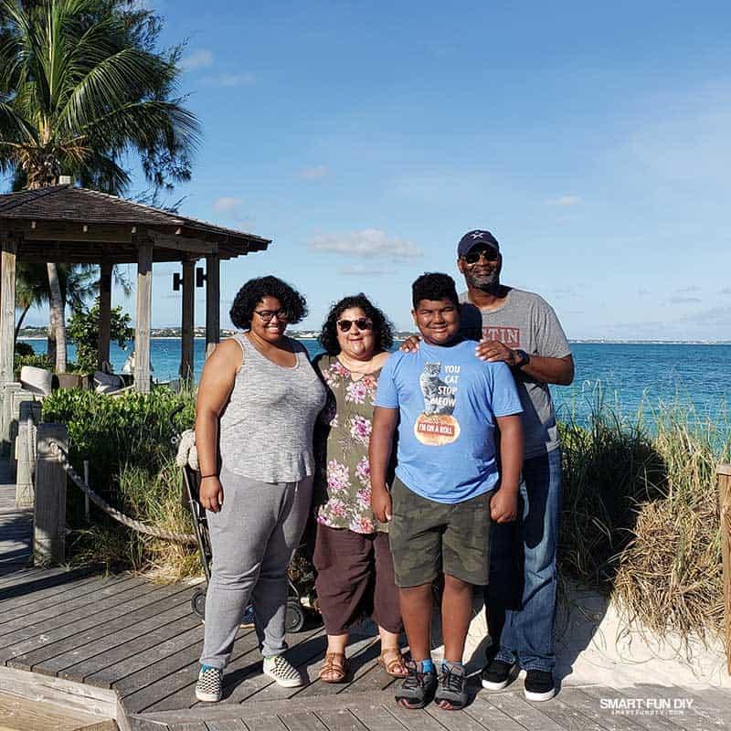 Family at Beaches Resrts